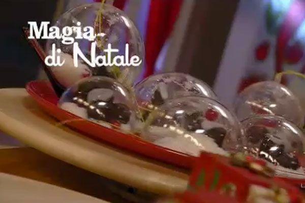 Mescolare le due farine tra di. Ricetta Cioccolatini Magia Di Natale I Menu Di Benedetta Ricettemania