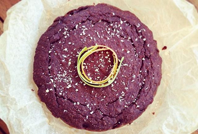 torta zucchine cacao carote stevia cocoa zucchini cake