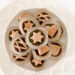 Crostatine al tofu, spinaci e noci | Tofu, spinach and walnut mini tarts