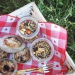 Picnic vegetariano: ricette e consigli | Vegetarian picnic food ideas