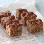 Torta integrale soffice alle pesche (senza burro, latte e uova) | One bowl vegan fresh peach cake