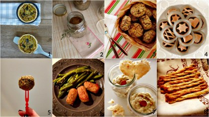 idee buffet capodanno vegetariano vegan recipes