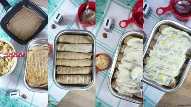 crespelle castagne cavolo mandorle vegan crepes salate
