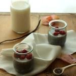 Budino al riso, vaniglia e semi di chia | Chia vanilla pudding {vegan recipe}