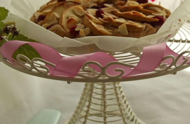 torta-mele-lamponi-apple-raspberry-cake-vegan