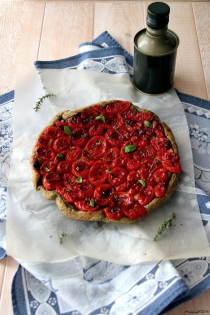 tarte-tatin-tofu-pomodorini-vegan-tomato