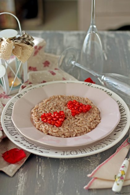 risotto-melagrana-tahin-pomegranate-vegan