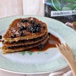 Maqui pancakes {vegan & gluten free}