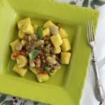Gnocchi di tofu {senza patate, uova, glutine} | Easy vegan gnocchi