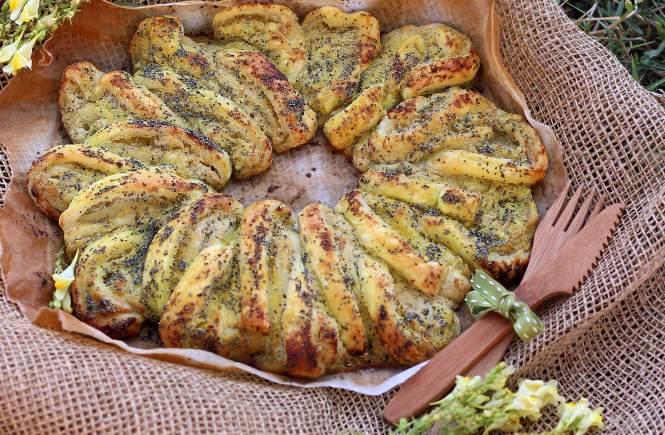 torta-salata-carciofi-ricotta-vegetarian-pie