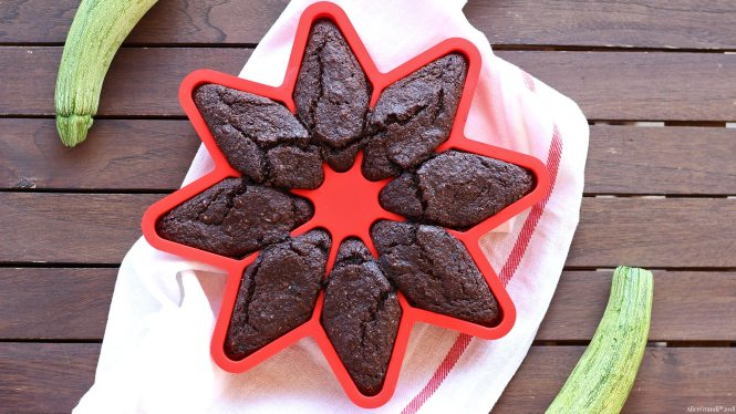 Torta-vegana-cioccolato-zucchine-courgette-chocolate-cake