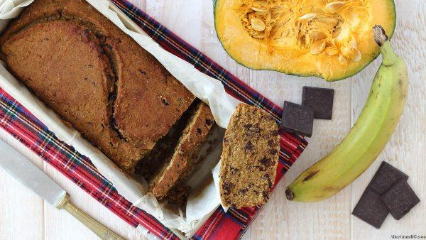 banana-bread-vegan-senzaglutine-zucca-cioccolato