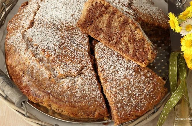 torta-vegana-bicolore-acquafaba