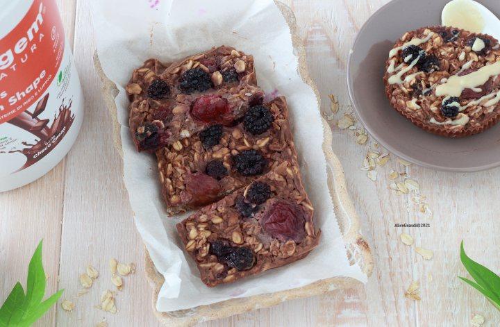 porridge-al-forno-proteico-cacao