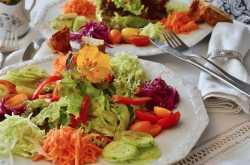 Carpaccio di verdure
