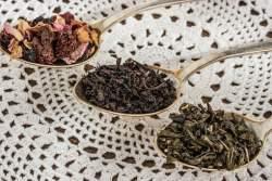 Tisana al tè nero per tosse e catarro