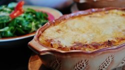 Lasagne con carciofi ed asparagi