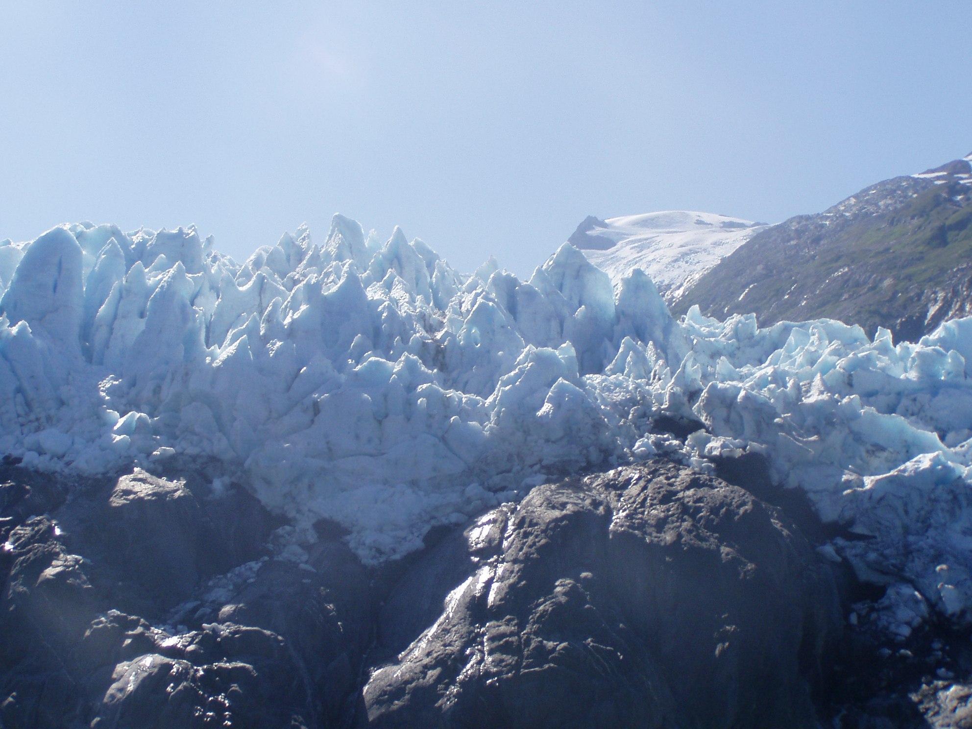 Portage Glacier Ski Tour | Alaska Backcountry Access