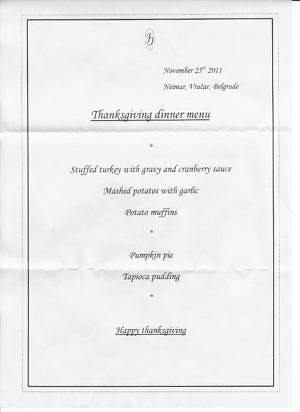 Thanksgiving Menu 001