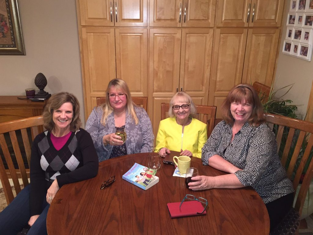 Book club, author, Rich Amooi, romantic comedies