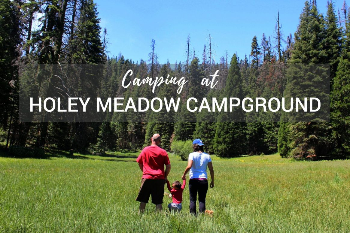 Camping at Holey Meadow Campground