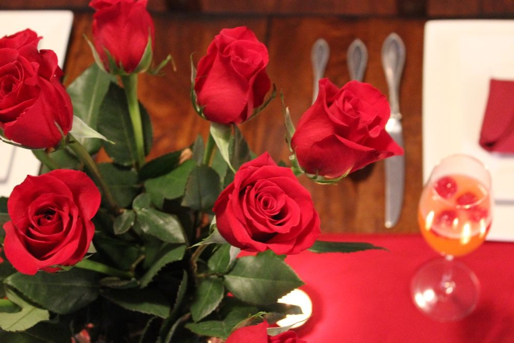 Valentines Day Tablescape 9