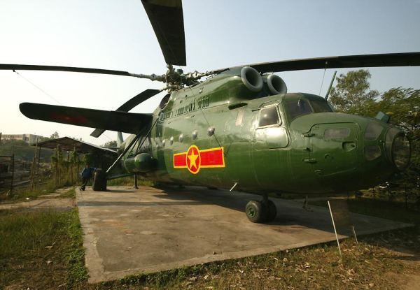 Russian Mi 6 Hook helicopter