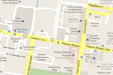 How to Switch between English and Thai on Google Maps – Richard ...