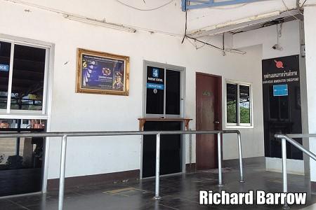 Thai Visa Run