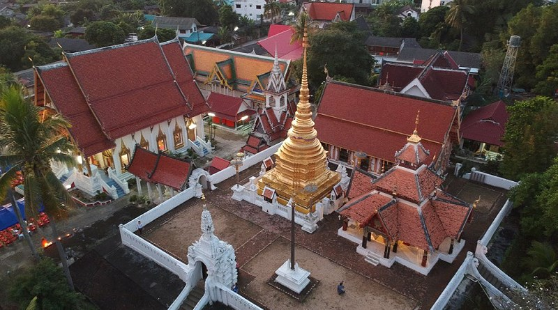 Trip to Lampang for the Countdown Festival