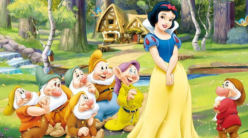 Watch Snow White And The Seven Dwarfs On The Big Screen In Bangkok Richard Barrow In Thailand
