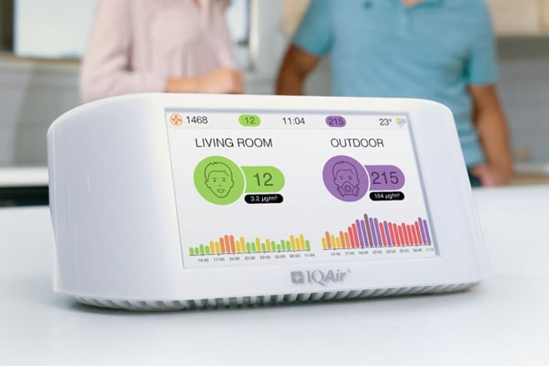 Where to buy Air Quality Monitors in Thailand