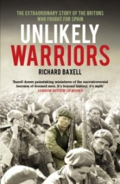 Paperback edition of Unlikely Warriors, published by Aurum in 2014