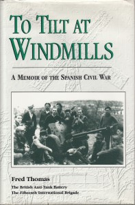 Fred Thomas To Tilt at Windmills, Michigan University Press, 1996