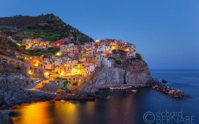 Behind The Lens: Italy's Cinque Terre