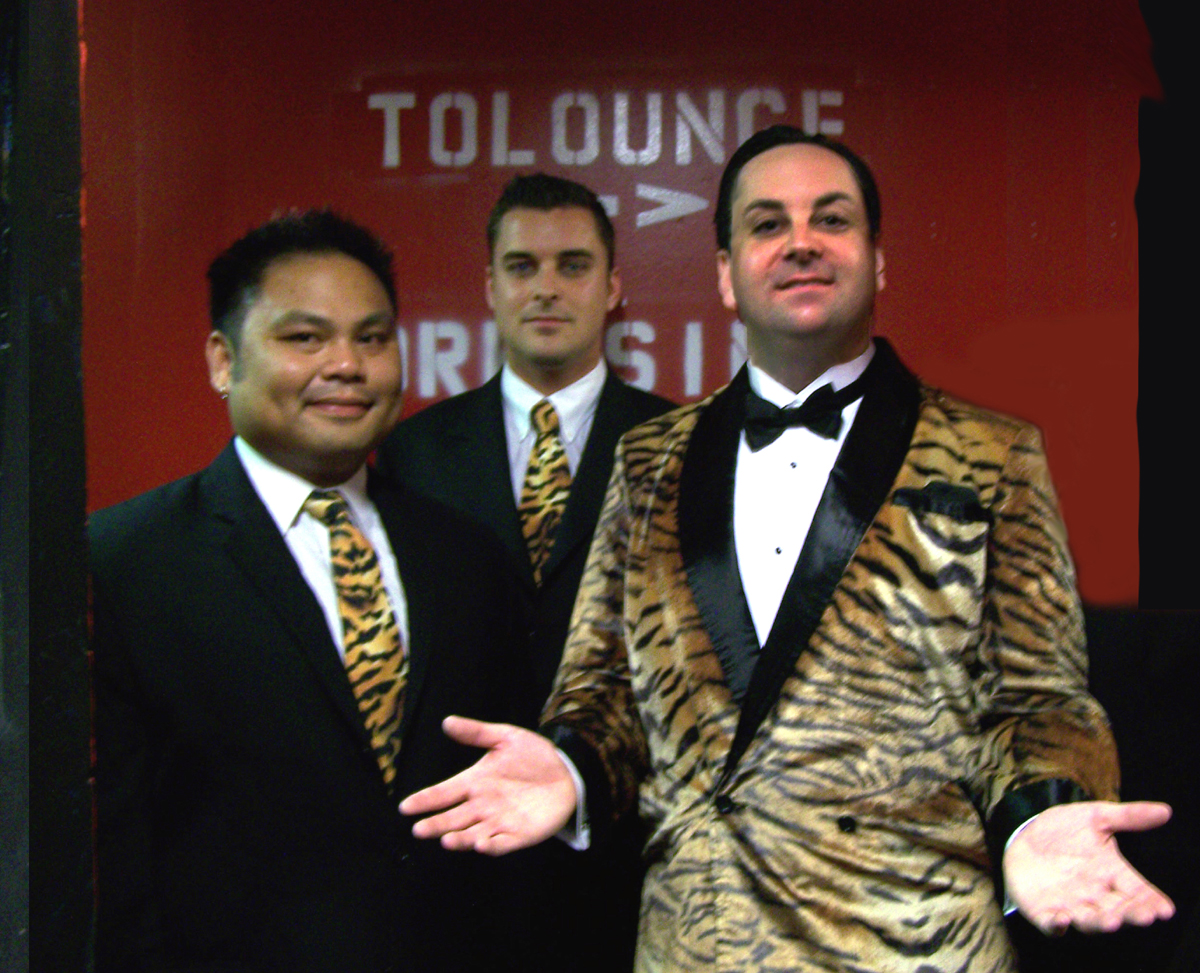 Richard Cheese Royal Wedding Band