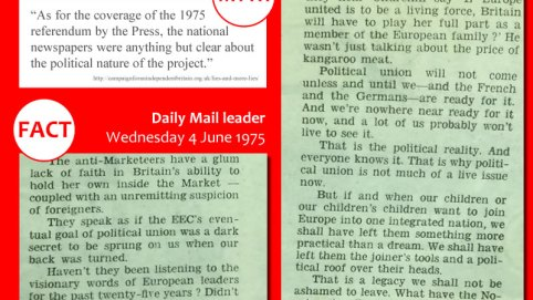 Daily Mail 1975