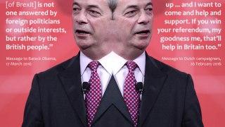 Farage on the referendum