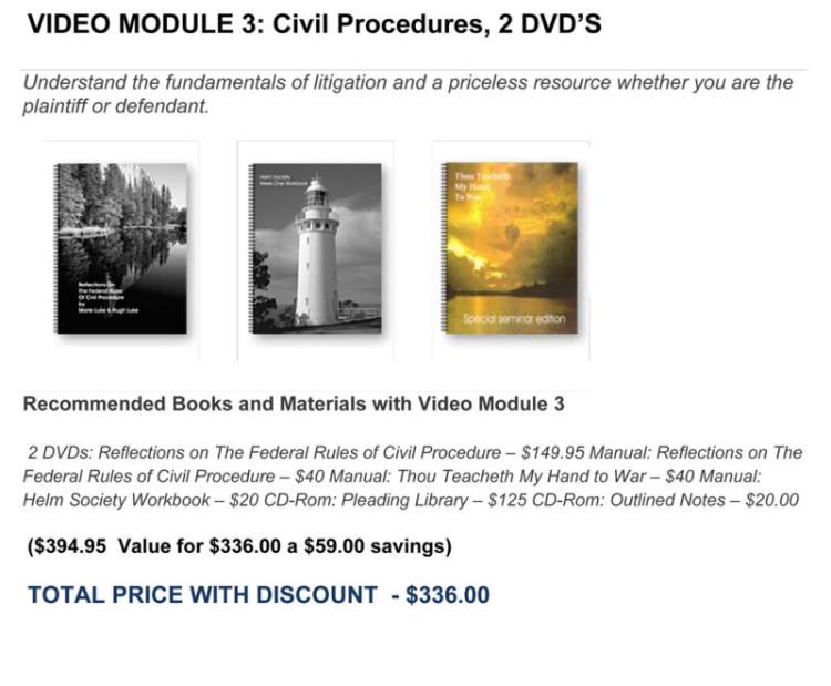 VIDEO-MODULE-3-CIVIL-PROCEDURE