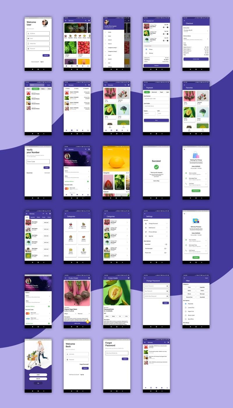 Flutter App E-Commerce Template - 4