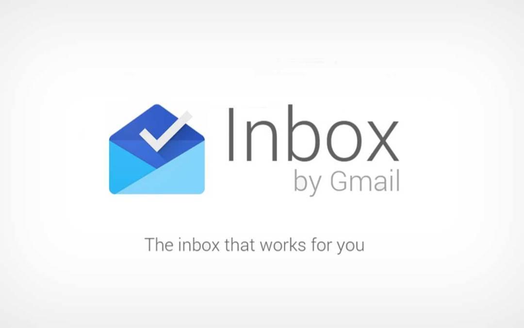 Ik kijk nu anders naar de overvolle inbox van INBOX