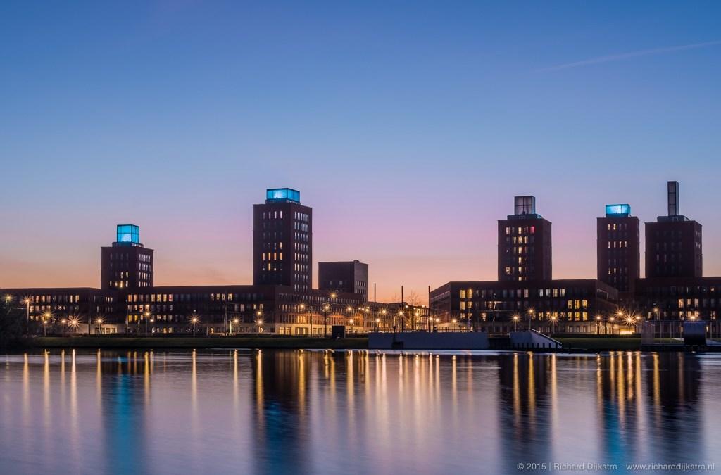 Een snelle ronde Den Haag-by-night