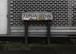Alpha Road