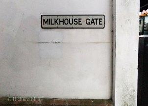 Milkhouse Gate