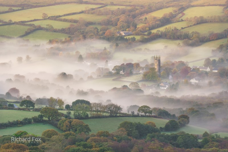 Divine Mists, Widdecome, Dartmoor