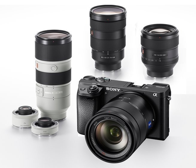 Sony A6300, 24-70mm 70-200mm f/2.8 GM and the 85mm f/1.4 GM