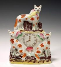ANTIQUE STAFFORDSHIRE ANIMALS AT RICHARD GARDNER ANTIQUES