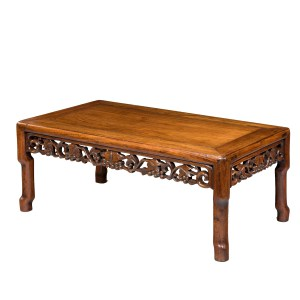 ANTIQUE SMALL CHINESE 'OPIUM' TABLE