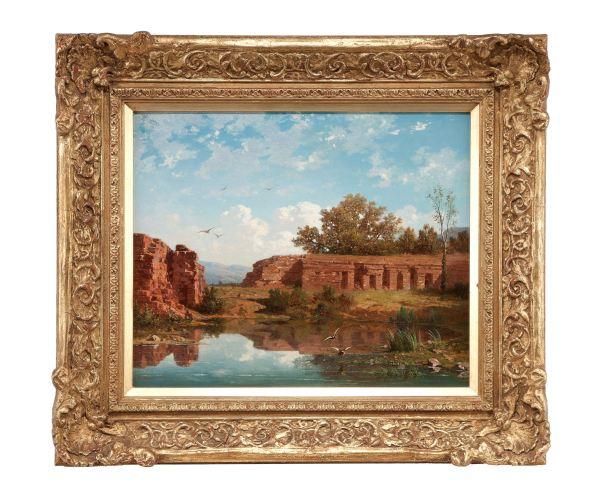 Antoine-Claude-Ponthus-Cinier-oil-painting-landscape-antique-4720_1_4720