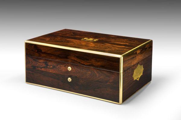 antique-dressing-vanity-travelling-case-Spencer-Churchill-Garrard-Winston-Churchill-rare-rose (4)